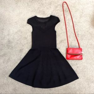 French Connection Little Black Dress New! XS / 4